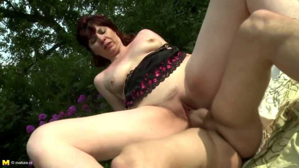 Matures Fuck Young Cock